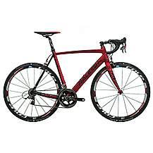 image of Raleigh Militis Team Road Bike 53cm