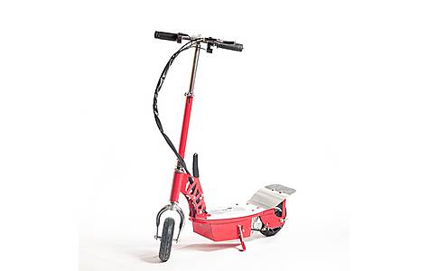 image of Rage Kids 24v Storm Electric Scooter 250w - Red
