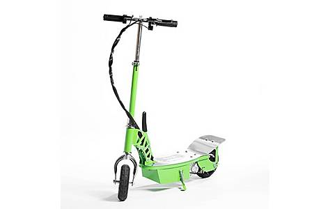 image of Rage Kids 24v Storm Electric Scooter 250w - Lime Green
