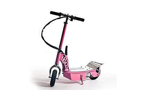 image of Rage Kids 24v Storm Electric Scooter 250w - Pink