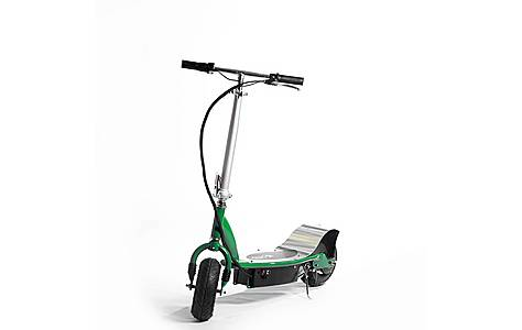 image of Rage Kids 24v Lightning Electric Scooter 300w - Green