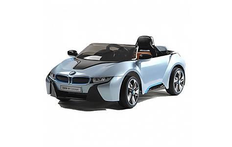image of Bmw Licensed I8 Concept 12v Kids Electric Car - Blue