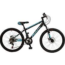 image of Falcon Nitro  Boys 24in Alloy Ht Front Suspension Dual Disc Mountain Bike New For 2016