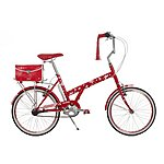 image of Raleigh Red Or Dead Starstruck Classic Womens Bike