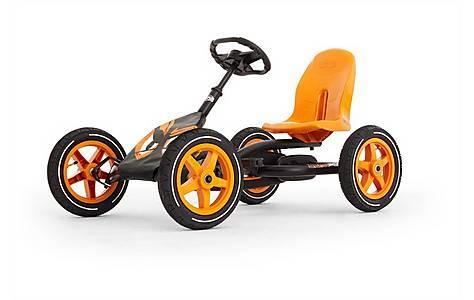 image of Buddy Professional Go Kart - Orange