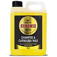 image of Simoniz Shampoo and Carnauba Wax 2L