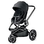 Quinny Moodd Pushchair In Black Devotion
