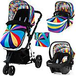 Cosatto Giggle 3-in-1 Travel System - Free Car Seat In Go Brighlty