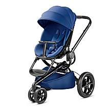 image of Quinny Moodd Pushchair In Blue Base