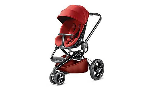 image of Quinny Moodd Pushchair In Red Rumour