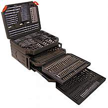 image of Lumberjack Dbs300 300 Piece Drill Bit Set