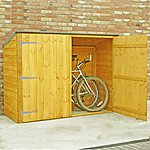 image of Pent Bike Store Shiplap
