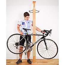image of Bike (gear Up) Gear Up Oakrak Floor-to-ceiling Bike Rack