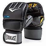 image of Everlast Pu Evergel Heavy Boxing Bag Gloves - Large / X-large