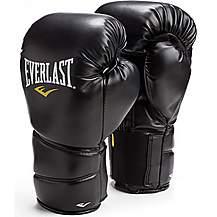 image of Everlast Protex 2 Training Boxing Gloves - Black 14oz