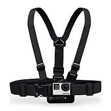 image of Navitech - Chest Body Camera Mount For Action Cameras Including Gopro Cameras