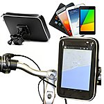 image of Navitech - Bike & Motorbike Waterproof Mount / Case For 6 - 7 Inch Smartphone And Devices