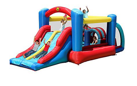 image of Racing Fun Bouncy Castle 9163
