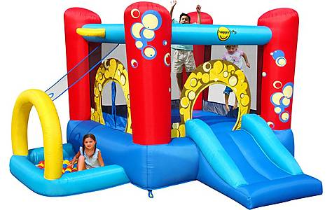 image of Bubble 4 In 1 Inflatable Play Centre