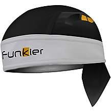 image of Funkier Altea Ban-758 Bandana In Black/white - Medium