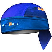 image of Funkier Altea Ban-758 Bandana In Blue - Large