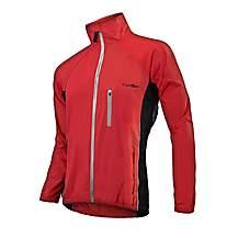 image of Funkier Wj-1306 Waterproof Rain Jacket In Red - Medium