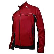 image of Funkier Wj-1314 Full Tpu Windproof & Waterproof Jacket In Red - Medium