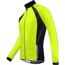 image of Funkier Wj-1323 Soft Shell Windstopper Jacket In Lime - X-large