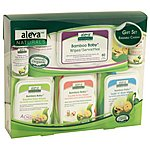image of Aleva Naturals Baby Wipes Gift Set