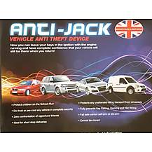 image of Anti-jack Vehicle Theft Protection System