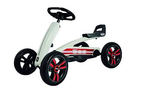 image of Berg Toys Buzzy Fiat 500 Go Kart