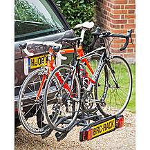 image of BnB Stabiliser Towball Mounted Tilting 2 Bike Cycle Carrier