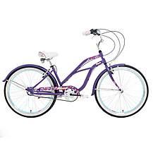 image of Mizani Flyer 3, Beach Cruiser Bike, 3 Speed