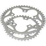 image of Stronglight 5-arm Alloy Chainring- 48t Silver
