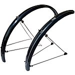 image of Stronglight Competition (s) 700c X 35mm Mudguard Set- Black