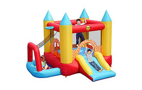 image of Childrens 4 In 1 Bouncy Castle Centre 9114