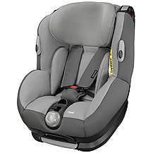image of Maxi-Cosi Opal Child Car Seat - Concrete Grey