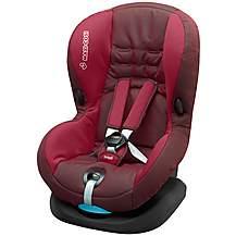 image of Maxi-Cosi Priori SPS+ Car Seat - Carmine