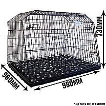 image of Pet World UK Estate 38XL Car Dog Cage