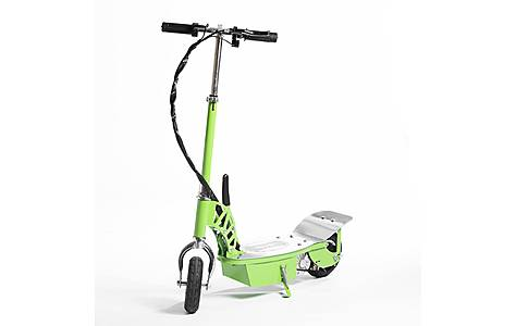 image of Rage Kids 24v Storm Electric Scooter 250w -  Green