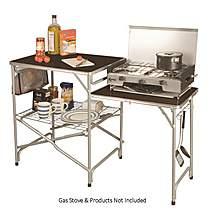 image of Kampa Portable Field Kitchen | Colonel