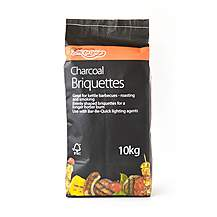 image of Bar-Be-Quick 10kg FSC Briquettes