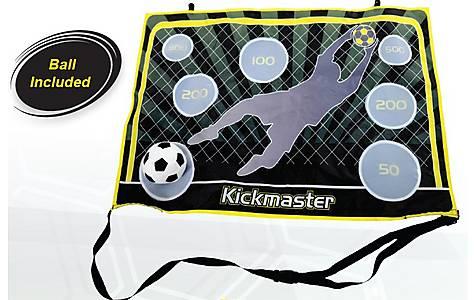 image of Kickmaster Velcro Soccer Indoor Football Shotout