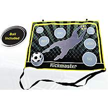 image of Kickmaster Velcro Soccer Indoor Football Shotout