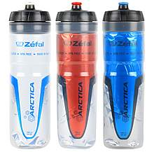 image of Zefal Arctica Insulated 750ml Bottle - White