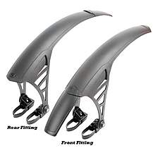 image of Zefal No Mud Universal Mudguard Front or Rear
