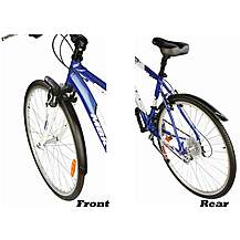 image of Zefal Trail Hybrid Mudguard Set