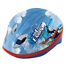 image of Thomas The Tank Engine and Friends Bike Cycle Safety Helmet Blue 48-52 cm