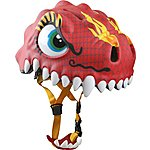 image of Crazy Safety Childrens Cycling Helmet Chinese Dragon S-M 49-55cm