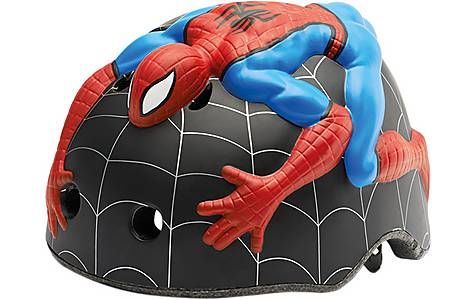 image of Crazy Safety Ultimate Spider-man Helmet - M-L (52-58cm)